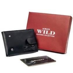 Etui na karty kredytowe z cielęcej skóry — Always Wild