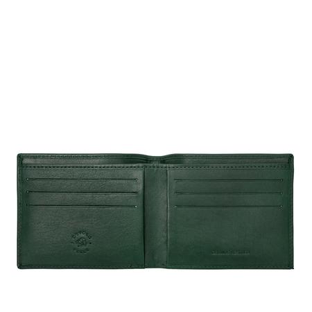 Pojemny męski portfel, etui na karty Nuvola Pelle
