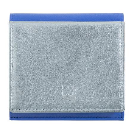 Stylowy damski portfel portmonetka skórzany Dudu