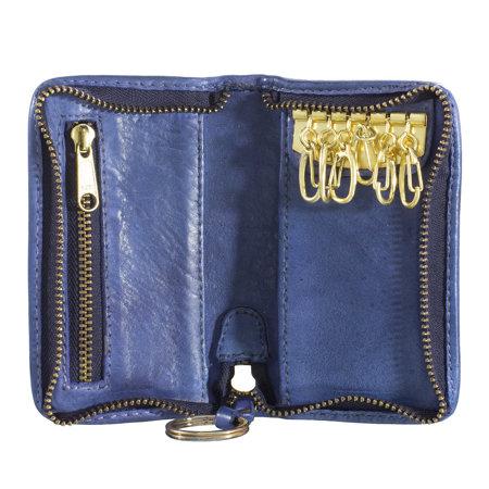 Timeless - Key holder  - Indigo Blue